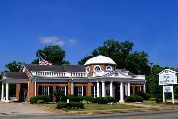 Picture of Bank of Monticello
